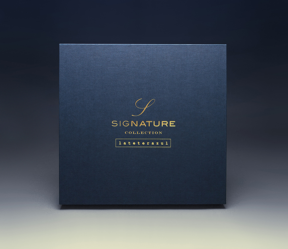 Signature Collection Box